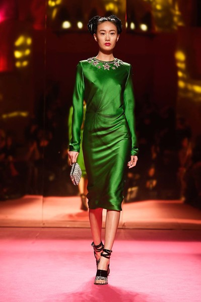 Показ Schiaparelli Haute Couture | галерея [1] фото [7]