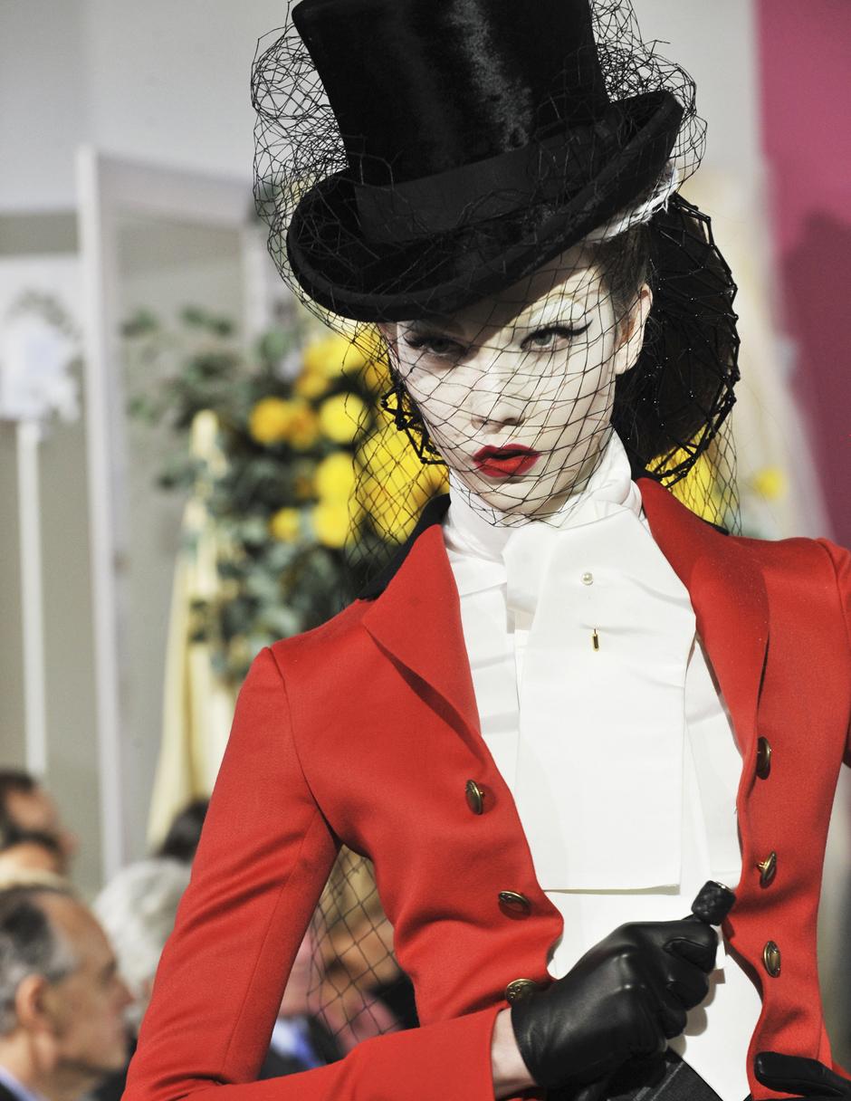 Джон Гальяно для Dior