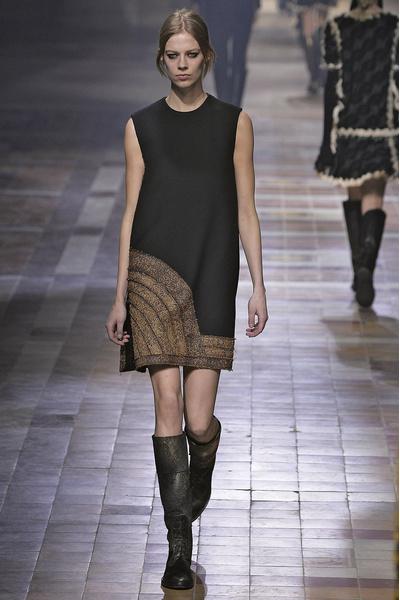 Показ Lanvin на неделе моды в Париже | галерея [1] фото [16]