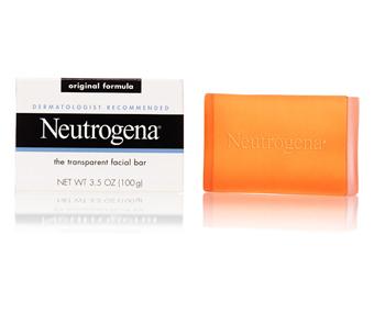 Neutrogena, Original Facial Cleansing Bar