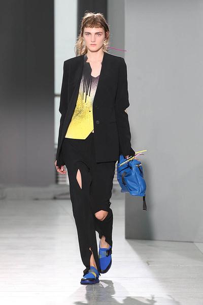 Неделя моды в Лондоне: день четвертый | галерея [1] фото [13]