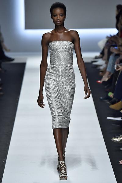 50 лучших платьев Недели моды в Милане | галерея [1] фото [40]