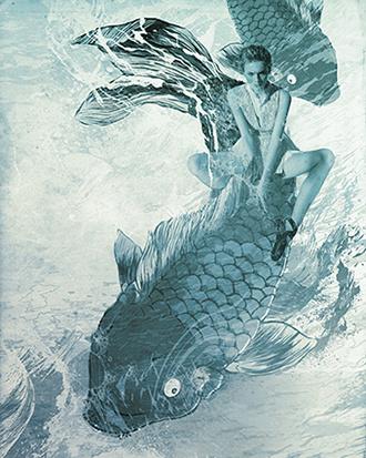 гороскоп на апрель рыбы