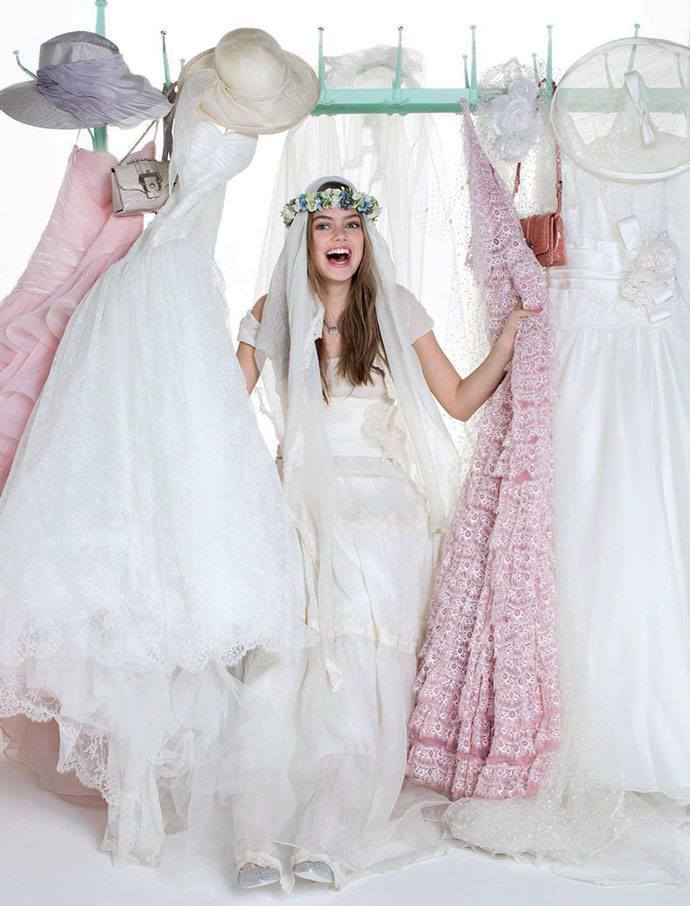 Онлайн подобрать свадебное платье