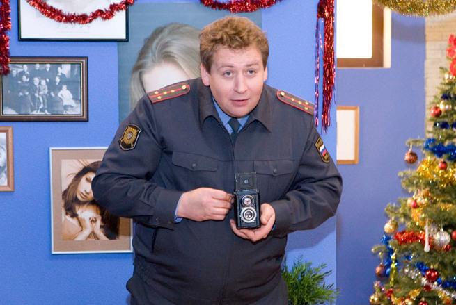 Станислав Дужников в сериале «Воронины»