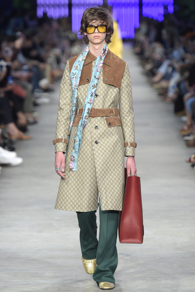 Неделя мужской моды в Милане: лучшие показы | галерея [1] фото [24]
