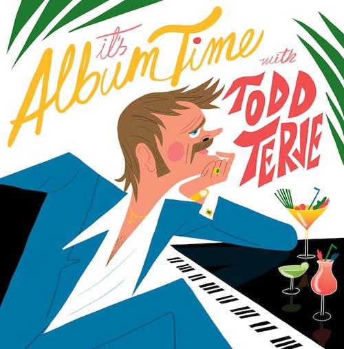 Тодд Терье It's Album Time альбомы апреля 2014