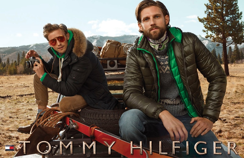 Новая коллекция Tommy Hilfiger