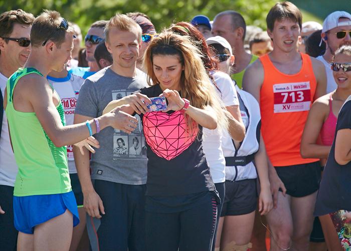 В Москве состоялся ежегодный марафон ELLE Run