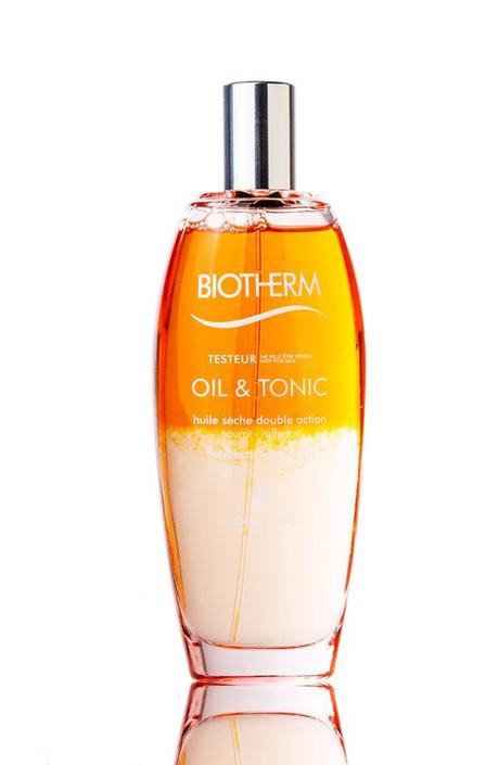 Масло-тоник для тела Oil & Tonic Double Action, Biotherm