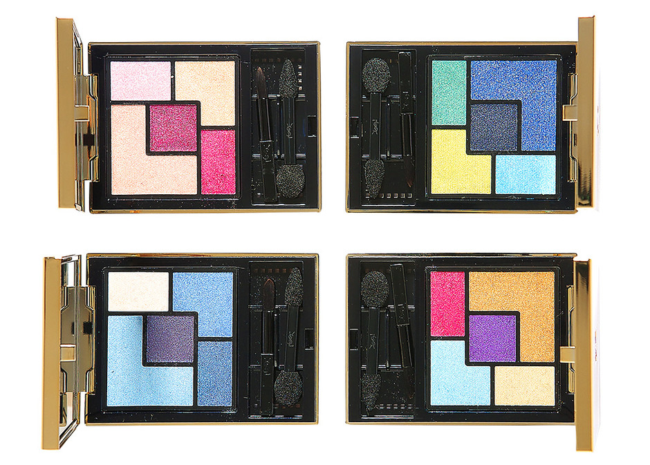 палитра теней Couture Palette, YVES SAINT LAURENT