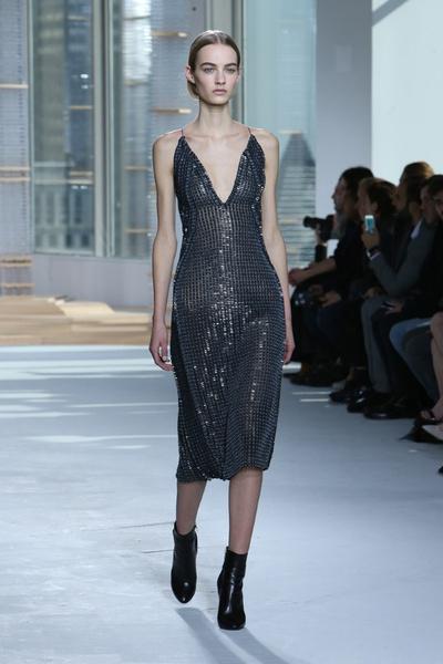 Неделя моды в Нью-Йорке: 18 февраля | галерея [1] фото [1]