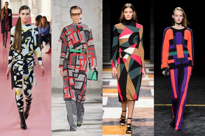 Dior, Loewe, Salvatore Ferragamo, Balmain
