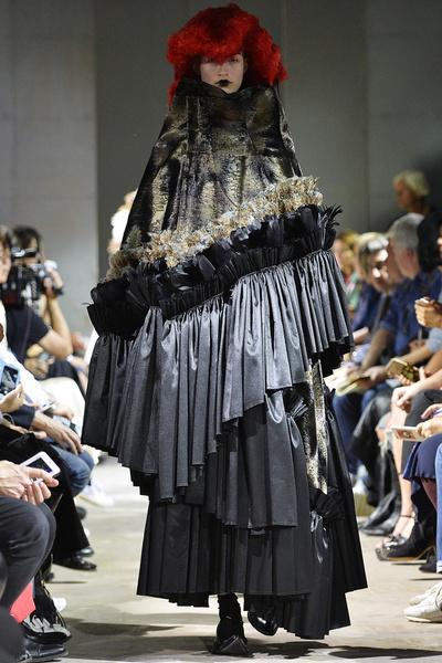 Неделя моды в Париже: день пятый | галерея [4] фото [3]