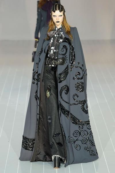 Самые красивые образы Недели моды в Нью-Йорке | галерея [1] фото [10]
