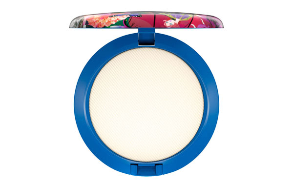 MAC Prep+Prime Transparent Finishing Pressed Powder матирующее средство для лица