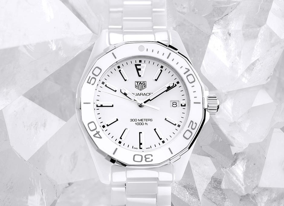 Из пены морской: новые женские часы TAG Heuer