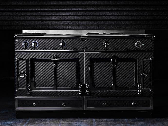 Château 150 Carbone: новая версия знаменитых плит от La Cornue