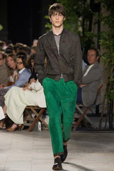 Неделя мужской моды в Париже: лучшие показы | галерея [8] фото [10]