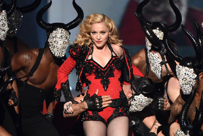 Восьмое место: Мадонна 1