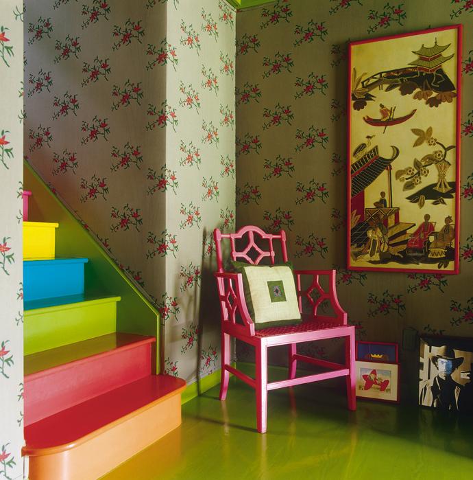 Дом Мюриэль Брандолини в Хэмптонсе