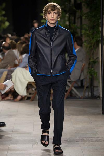 Неделя мужской моды в Париже: лучшие показы | галерея [8] фото [14]