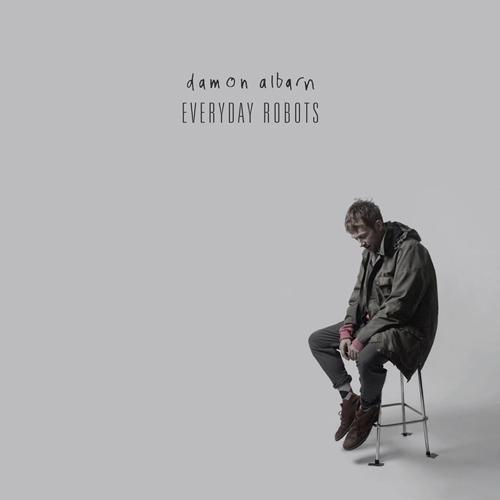 Дэймон Албарн Everyday Robots альбомы апреля 2014
