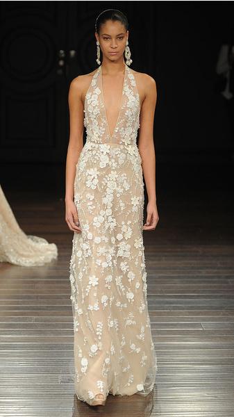 Лучшие коллекции Недели свадебной моды | галерея [5] фото [16]
