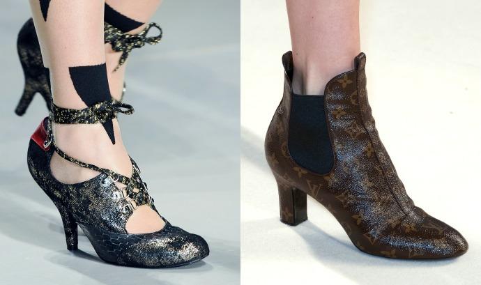 Подиум: Vivienne Westwood, Louis Vuitton