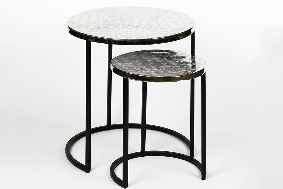 Столики Duetto, Lambert, салон «Интерьер Market», 563 у.е. за комплект из 2 шт.