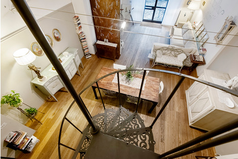 Топ-10: дизайнерские квартиры в Милане | галерея [4] фото [8]