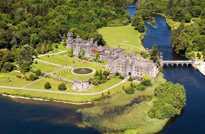 Ashford Castle, графство Мэйо, Ирландия