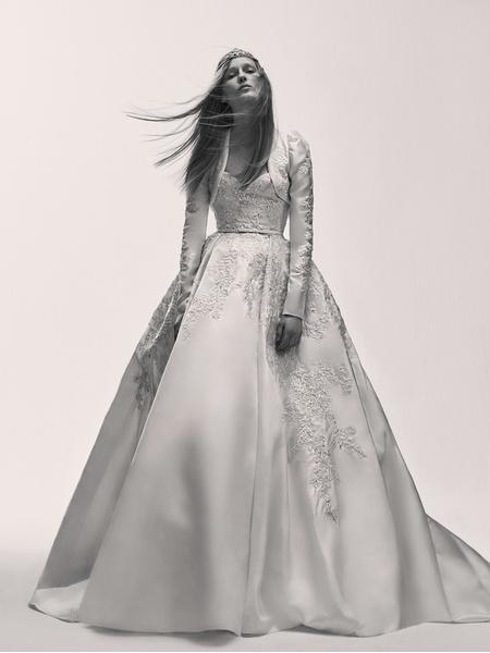 Лучшие коллекции Недели свадебной моды | галерея [12] фото [9]