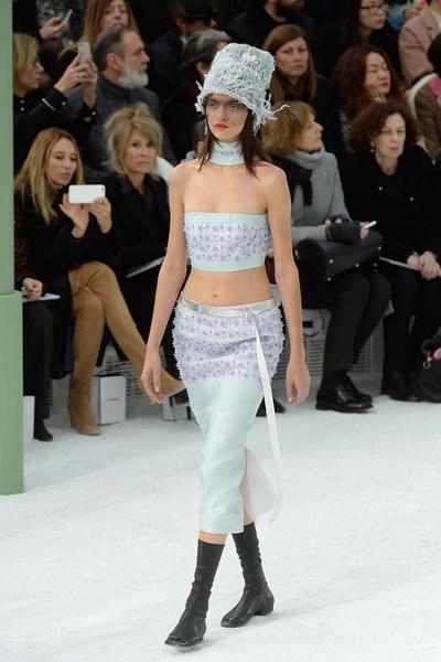 Показ Chanel Haute Couture | галерея [1] фото [2]