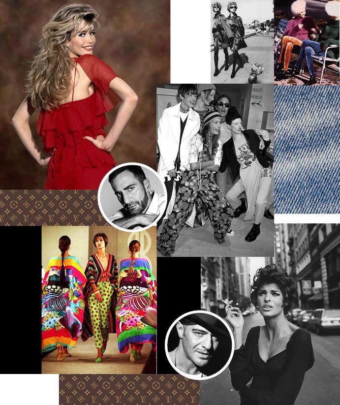 1990-е: Минимализм, театральность и уличный стиль