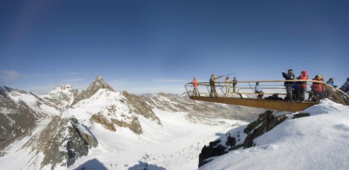 Tyrol Overlook, гора Исидор, Австрия