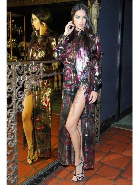Образ дня: Адриана Лима в Marc Jacobs
