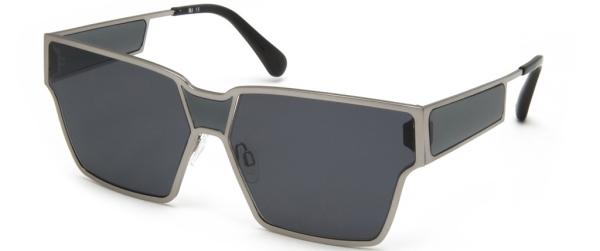 Солнцезащитные очки футуристического дизайна