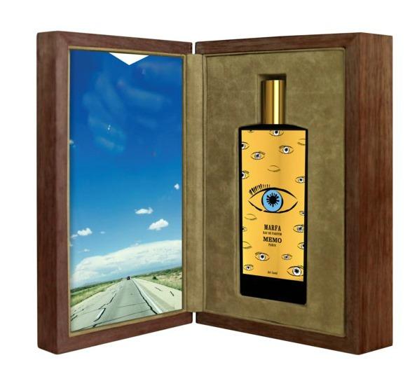 В Москве представили новый аромат Marfa