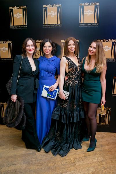 Елена Сотникова (ELLE), Алиса Толкачева, Ирина Лачина, Светлана Пырескина