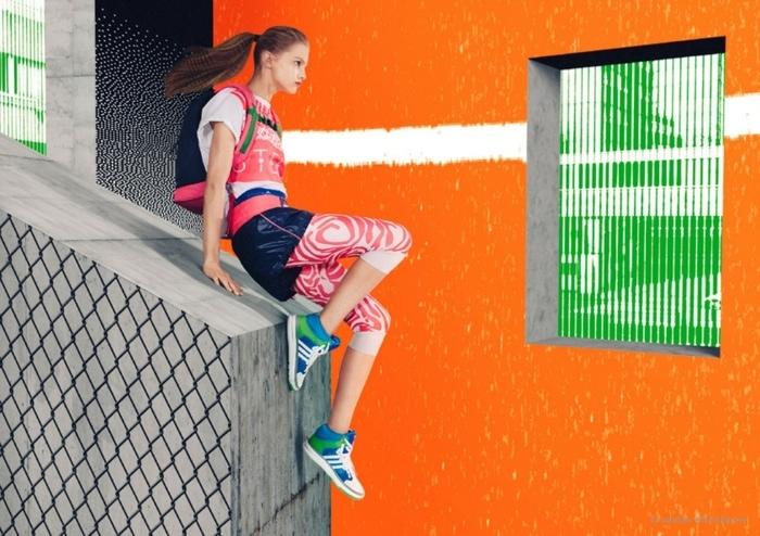 Стильная спортивная одежда