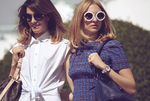 Очки Louis  Vuitton из коллекции весна-лето 2013 2