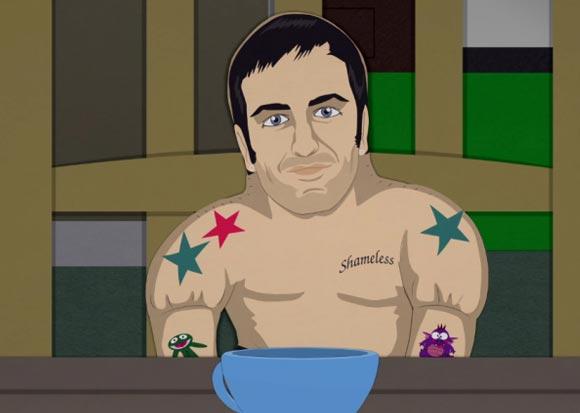 Кадр из эпизода мультсериала «Южный парк»