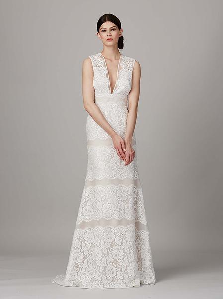 Лучшие коллекции Недели свадебной моды | галерея [2] фото [3]