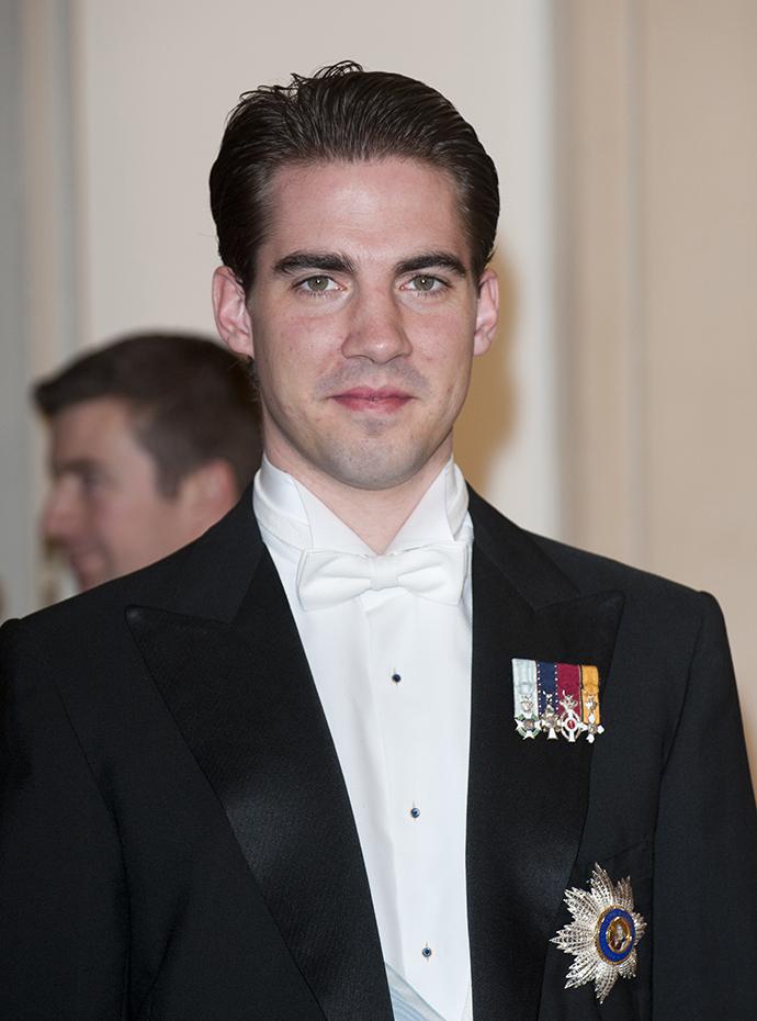 Греция и Дания: принц Филиппос, 29 лет