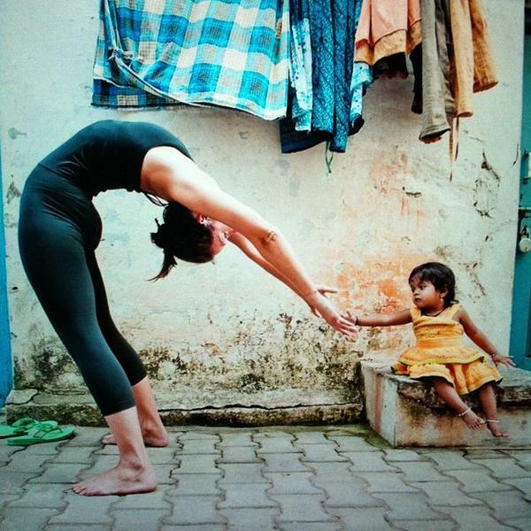 ВСТАЛА В ПОЗУ: 7 мотивирующих йога-аккаунтов | галерея [7] фото [5]