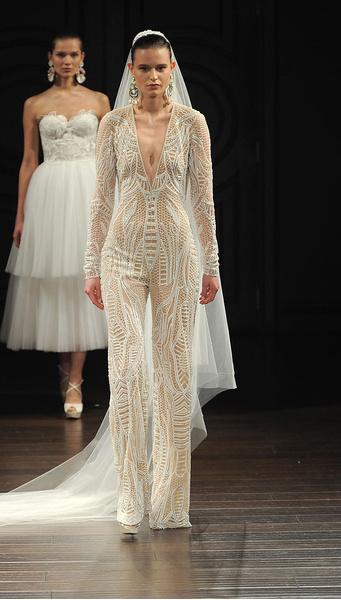 Лучшие коллекции Недели свадебной моды | галерея [5] фото [1]