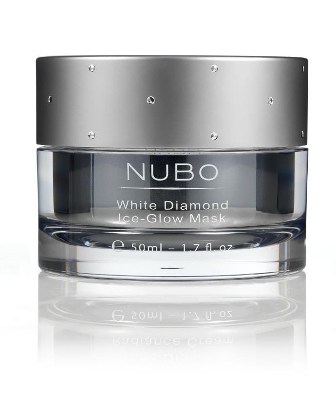 Охлаждающая маска для лица NuBo