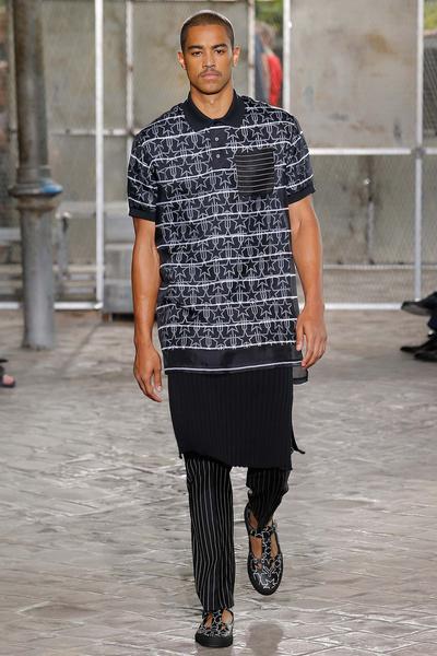 Неделя мужской моды в Париже: лучшие показы | галерея [4] фото [20]