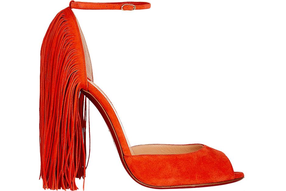 Туфли, Christian Louboutin.